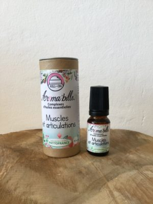 AROMA' BILLE Muscles et articulations